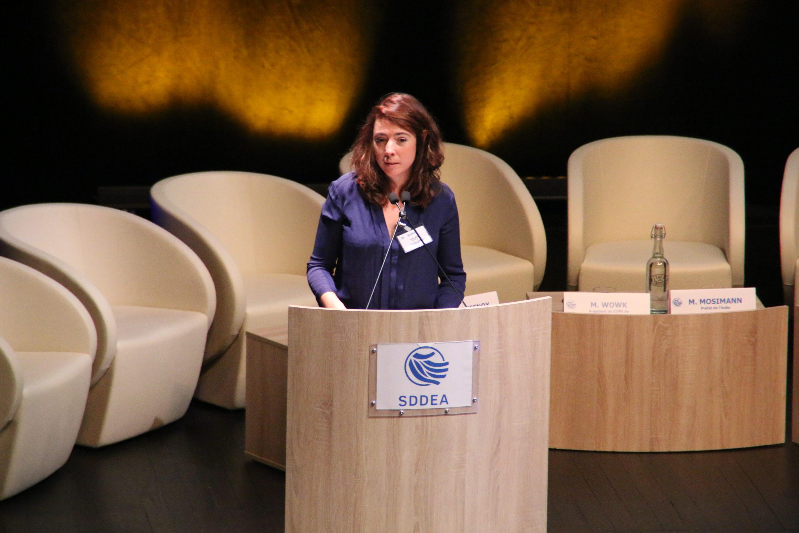 Lucile Gaillard, Directrice Générale Adjointe