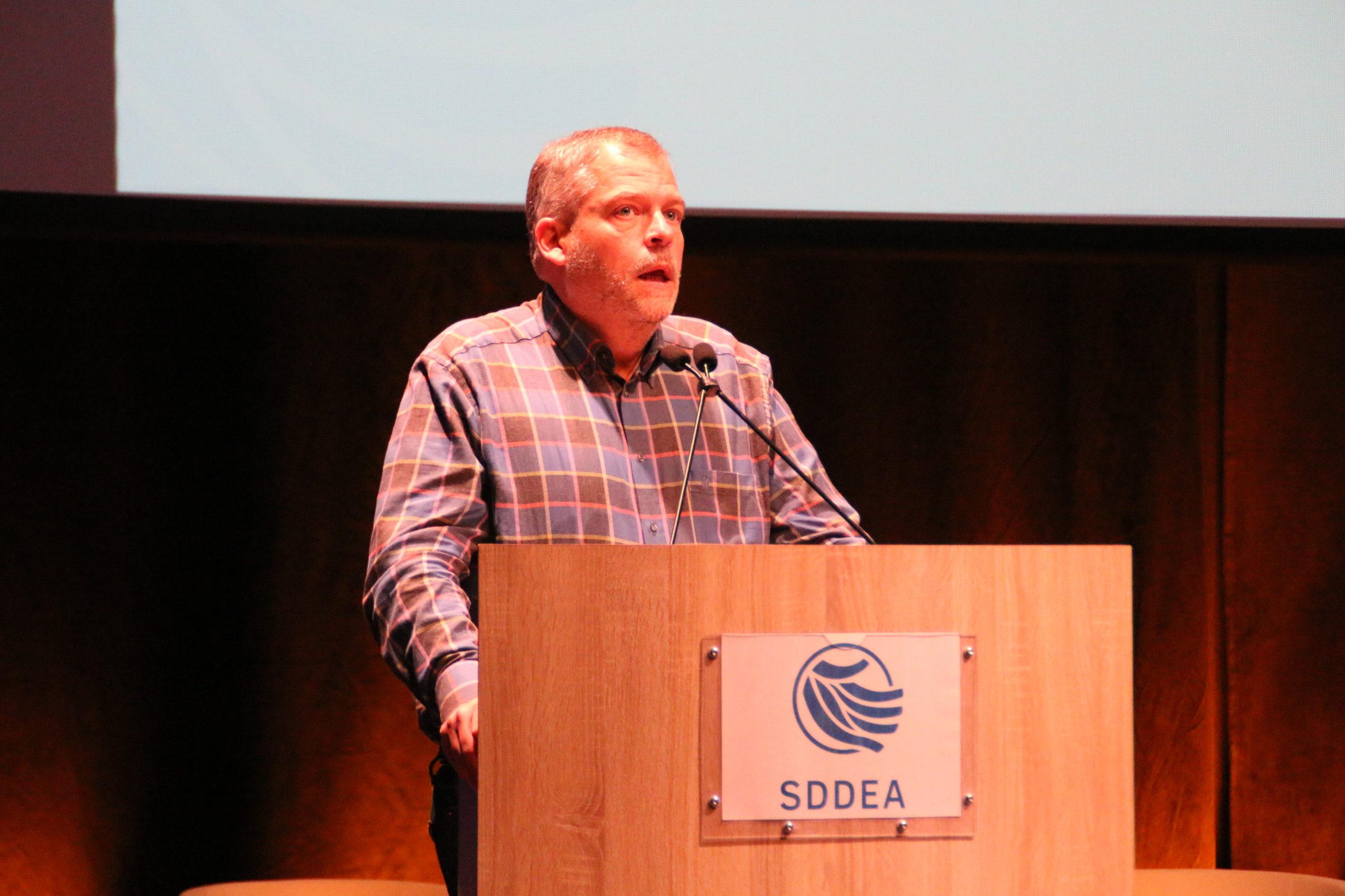 David LELUBRE, Président du Bassin Aube BAROISE