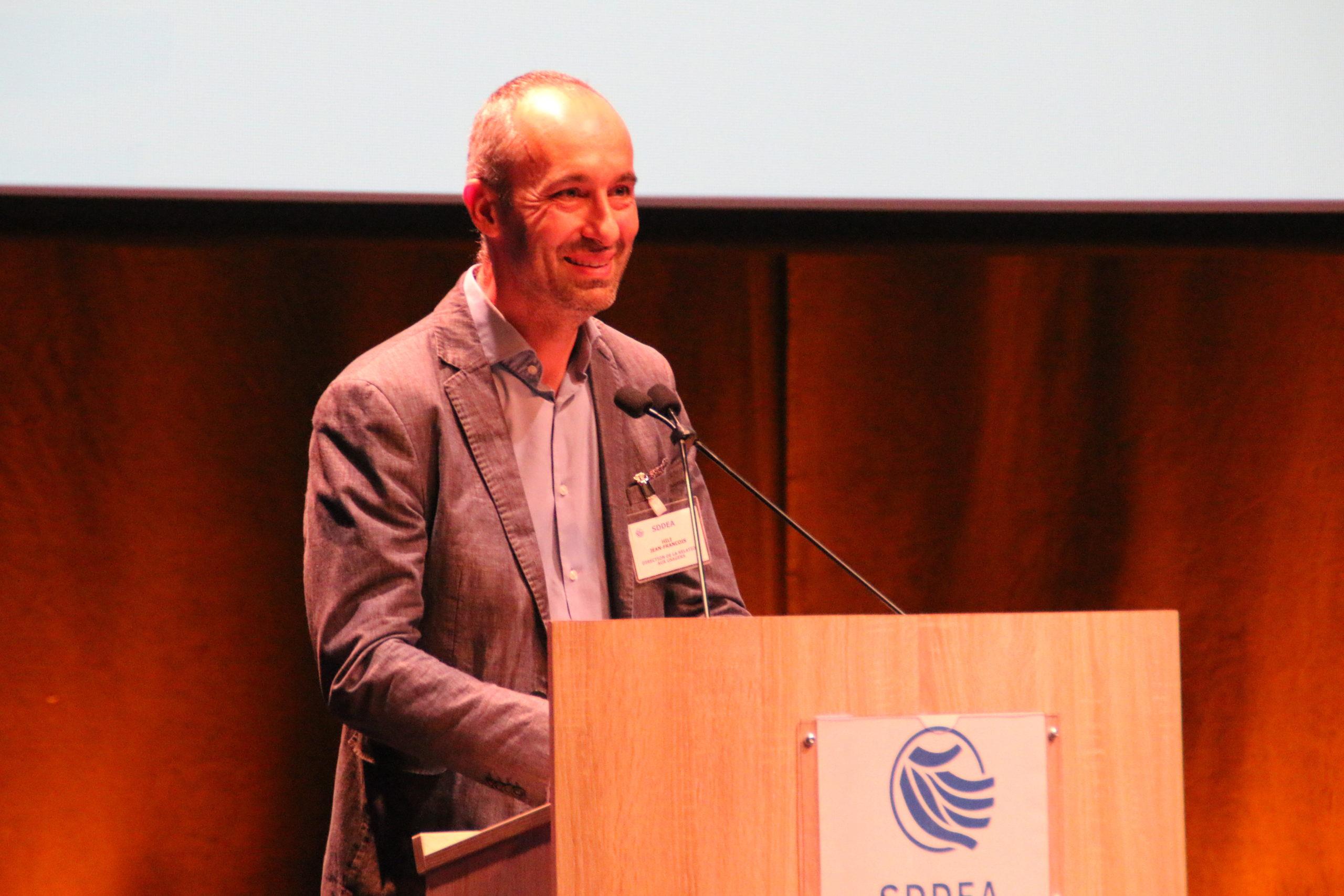 Jean-François HILI, Directeur de la Relation aux Usagers